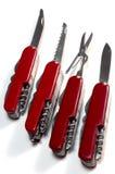 Couteau de poche Images stock
