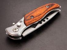 Couteau de poche. Image libre de droits