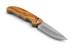Couteau de poche Photos stock