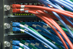Couteau de réseau image libre de droits