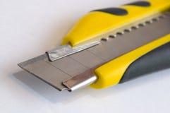 Couteau de service Images libres de droits