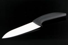 Couteau en céramique Photographie stock
