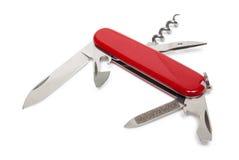 Couteau multifonctionnel Photos libres de droits