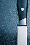 Couteau pointu Photos stock