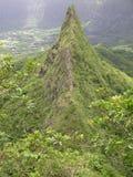 Couteau Ridge d'Olomana Photos libres de droits
