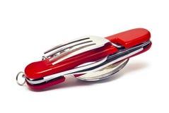 Couteau se pliant Image libre de droits