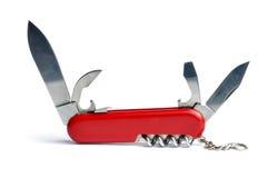 Couteau suisse Photos stock