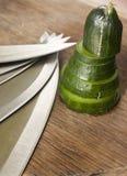 Couteaux Photographie stock libre de droits