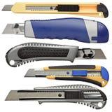 Couteaux Image libre de droits