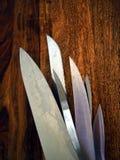 Couteaux photos libres de droits