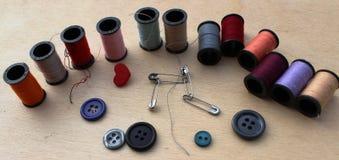 Couture Assorted Image libre de droits
