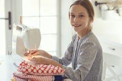 Couture d'enfant Photos stock