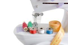 couture de machine images stock