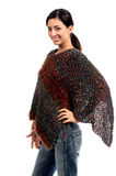 Couture-Schal stockbilder