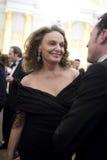 Couturier  Diane von Furstenberg Stock Photos