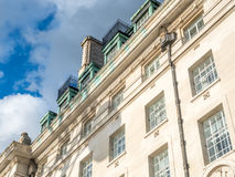 Couty Hall in London Royalty Free Stock Photography