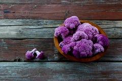 couve-flor Fotografia de Stock
