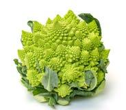 Couve-flor românico fresca verde Fotos de Stock