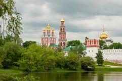 Couvent de Novodevichy Photos libres de droits