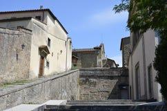 Couvent de San Francesco, Fiesole Photographie stock