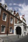 Couvent Gibraltar Images libres de droits
