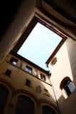 Couvent w mieście Sienne Zdjęcie Royalty Free