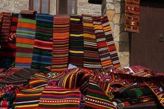 Couverture colorée Photographie stock