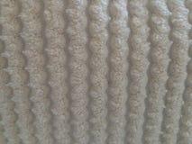 Couverture courte de fond de couverture de vision de crème de pile de texture Images libres de droits