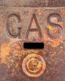 Couverture d'Access de gazoduc Photos libres de droits