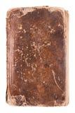 Couverture d'un vieux livre Photo stock