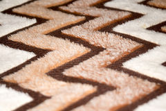Couverture de laine Image libre de droits