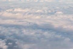 Couverture de nuage Photographie stock libre de droits