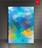 Couverture de rapport annuel  Cache créateur illustration libre de droits