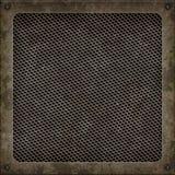 Couverture de trou d'homme (texture sans couture) Image libre de droits