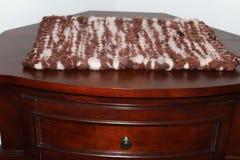 Couverture faite main de laine photos libres de droits