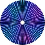 Couverture pour le CD illustration de vecteur