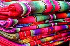 Couvertures mexicaines Photos libres de droits