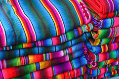 Couvertures mexicaines Photographie stock
