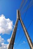 Couvre-câbles à Riga Photos stock