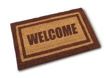 Couvre-tapis bienvenu