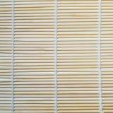 Couvre-tapis de sushi Photos stock