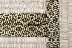 Couvre-tapis de Tatami Image libre de droits