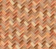Couvre-tapis en bambou illustration de vecteur