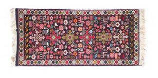 Couvre-tapis fabriqué à la main Image stock