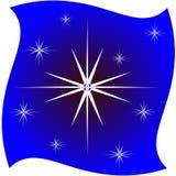 Couvre-tapis magique illustration libre de droits