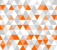 Couvrez De Tuiles Le Modele Gris Blanc Et Orange De Vecteur