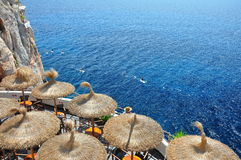 Cova d'en Xoroi , Menorca, Spain Royalty Free Stock Images