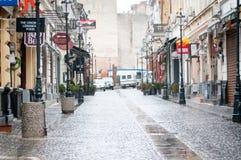 Covaci street Stock Image