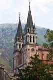 Covadonga Στοκ εικόνα με δικαίωμα ελεύθερης χρήσης