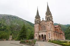 Covadonga Royalty-vrije Stock Afbeeldingen